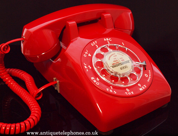 Rockford Files Telephone Ring