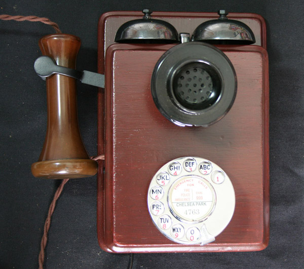 vintage french phones wiring - photo #13