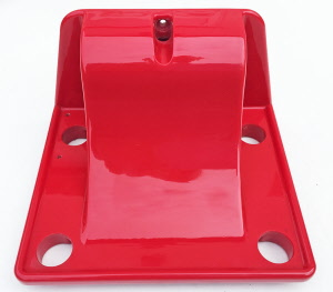 Red GPO No14 1/232 wall bracket.